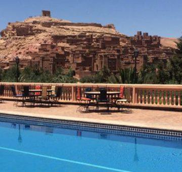 Day trip to Ouarzazate & Ait benhaddou