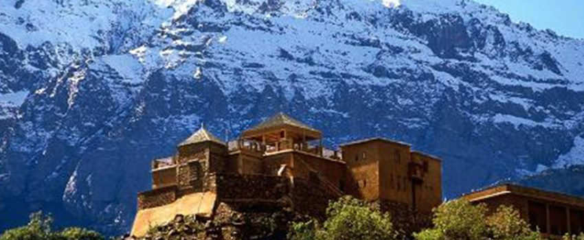 DAY TRIP TO IMLIL AND ASNI VALLEY
