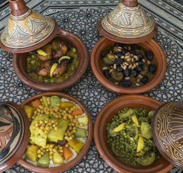 Cours De Cuisine à Marrakech