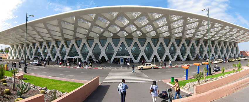 Transfert aéroport Marrakech