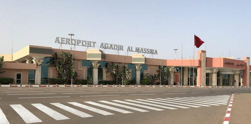 Navette aéroport Marrakech Agadir