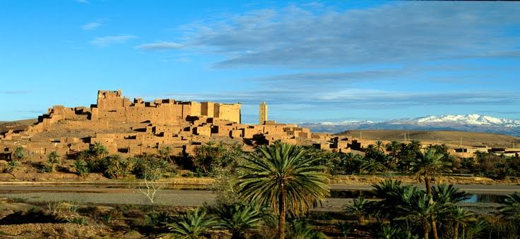 Private Driver From Marrakech To Ouarzazate Ait-ben-Haddou